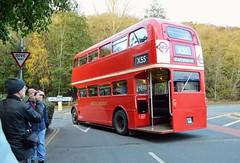 RM1361 VYJ808 (PD3.) Tags: rm1361 rm 1361 vyj808 vyj 808 aec routemaster london transport ensign ensignbus purfleet essex lakeside upminster bluewater gravesend grays bus buses psv pcv vintage heritage