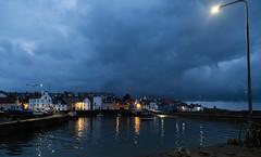 St Monans Harbour (Mr_Souter) Tags: october scotland storm calm cloud reflection harbour dawn places 2016 europe stmonans uk