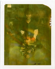 20161125_78679 (AWelsh) Tags: film polaroid 668 packfilm pack mamiya universal press mup 10028 epson v700 scan expired old 1993 kid kids boy boys child children jacob joshua evan elliott andrewwelsh rochester ny
