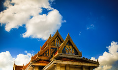 Temple Of Wat Traimit (Golden Buddha), Bangkok, Thailand (josecarlo1129) Tags: architecture travels nikon bangkok temples nikkor