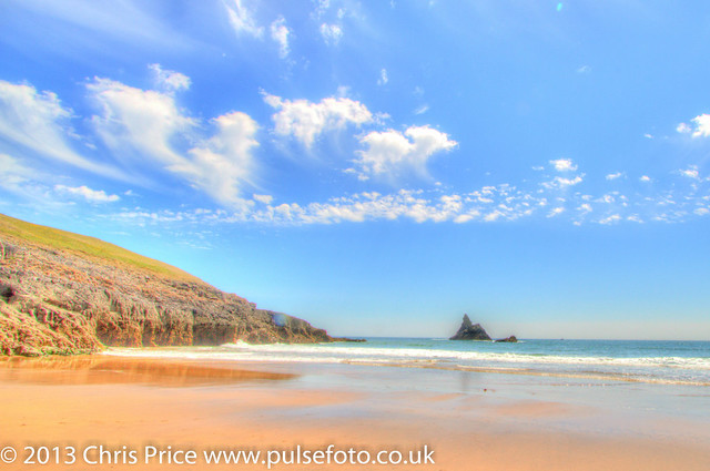 Broadhaven South, Stackpole, Pembrokeshire
