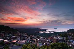() Tags: light sunset sea sky sunlight color landscape nikon natural  taiwan        d4          nikond4