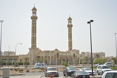 Mosque (subhiad) Tags: street sky car muslim mosque