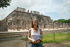 chichen itza (Rex Montalban Photography) Tags: mexico chichenitza mayanruins rexmontalbanphotography