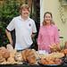 Olde Hearth Bread Company's display