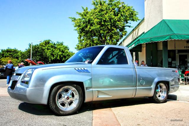 chevrolet ss pickup 1990 454