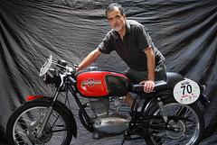 Gilera Milano Taranto (southcount) Tags: italy vintage italian motorbike motorcycle restoration motogp hugo ducati restoring gilera taranto gallina vintageitalianrestoration hugogallina