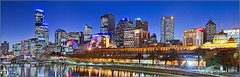 a pocket full of mumbles (aumbody images) Tags: city longexposure panorama landscape twilight melbourne hdr yarrariver hugin tamron2875 canon30d aumbodyimages