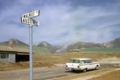 Simi Valley 1963 (mybelair62) Tags: ford austin wagon walnut valley simi 1963