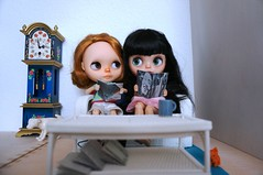Blythe A Day ~ August 2013 - 26th summer reading