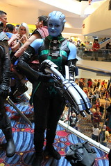 IMG_7436 (bazooked1) Tags: atlanta woman female costume women dragon cosplay mass effect con dragoncon 2013