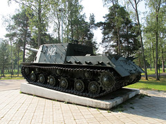 "ISU-152 (5) • <a style=""font-size:0.8em;"" href=""http://www.flickr.com/photos/81723459@N04/9708454838/"" target=""_blank"">View on Flickr</a>"