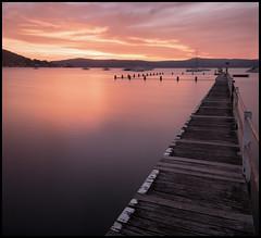 Yattalunga_02 (Beetwo77) Tags: longexposure sunset panorama amazing fuji pano jetty kitlens australia nsw centralcoast autopano mirrorless yattalunga xpro1 fujixpro1