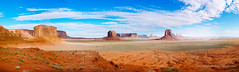 The Monument Valley, Arizona (jev) Tags: road trip travel arizona panorama usa southwest nature ecology clouds america landscape utah sandstone scenery cowboy butte desert angle indian transport wide scenic icon panoramic american transportation land movies environment concept navajo redrock conceptual monumentvalley iconic environmentalism mesa mittens johnwayne ecosystem concepts wate oldwest johnford navajotribalpark valleydrive merrickbutte 07000000 07007003 07007000 leicam9 trielmar161821mm leicaimages