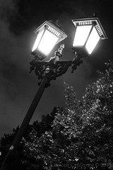Moscow evening light. (Alexey Subbotin) Tags: leica light lights streetlight moscow panasonic 25mm москва вечер площадь фонари революции olympusomd