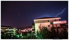 Ciel 14 (Fabien TEBOUL) Tags: lighting light sky nikon flash pluie ciel eclair orage lightstorm d5200