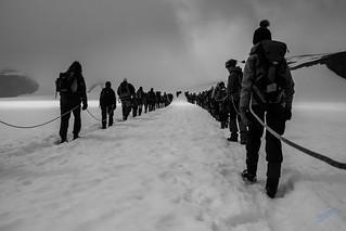 Glacier Hiking (Antatt - NM høst 2013)