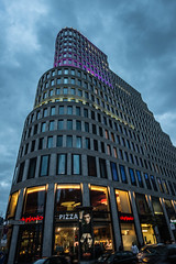 Berlin Hotel Concorde (szucsl) Tags: city berlin night hotel concorde 1635 uwa d600