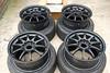 DSC_0418-2 (Blazedd) Tags: black color wheel stem wheels tire racing tires special valve stems rays volks rims 42 rs2 tyres matte tyre volk blk blazed hankook valvestem ce28n ce28 16x7 blazedd