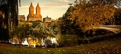 Central-Park-Lake-Reflections-Nik-Art-Photography-Pinterest (Nik Art Photography) Tags: newyork centralpark bowbridge
