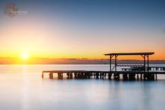 Sunshine (Fernando Crego) Tags: sunset murcia amanecer embarcadero marmenor cartagena pantalan santiagodelaribera sigma1020mmf456 nikond90