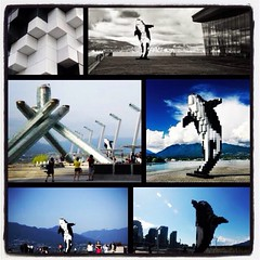 | no.16 | | Digital Orca Sculpture | (onemillionreasonstolovevancouver) Tags: world city people tourism home promotion vancouver cool realestate profile today l4l vancity downtownvancouver metrovancouver onemillion cityofvancouver vancouverite vancouvercity vancouverpublicart vancouvertourism vancouverrealestate vanone awesomevancouver digitalorca instaphoto instagood instafollow uploaded:by=flickrmobile flickriosapp:filter=nofilter miguelboccanegra thegreatervancouverarea