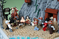 Happy Halloween! (Fianat) Tags: halloween lego zombie western