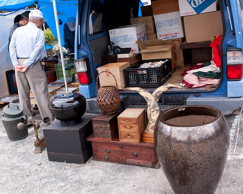 20131015_148  Antique and Flea Market in Oishi-jinja shrine [ Ako-shi, Hyogo, JP ] | 兵庫県赤穂市 大石神社 骨董市