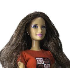 Stefanie von die Blume (Eduardo Alonso) Tags: barbie sassy muñeca doll moda stefanie fashionistas
