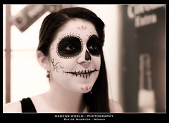 Dia de Muertos - Woman