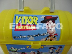 Maletinha Toy Story (EQF - Brindes Personalizados) Tags: toystory maletinha