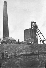 Pennygate Pit, Hindley (Pitheadgear) Tags: mine pit lancashire mining bolton geology coal miner miners colliery wigan kohl hindley charbon puits kohlen westhoughton houiller forderturm wigancoalironcoltd