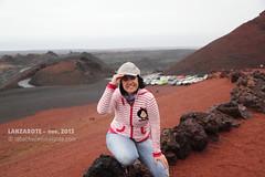 Lanzarote (@claudiamafalda) Tags: red volcano lanzarote rosso vulcano spagna timanfaya canarie