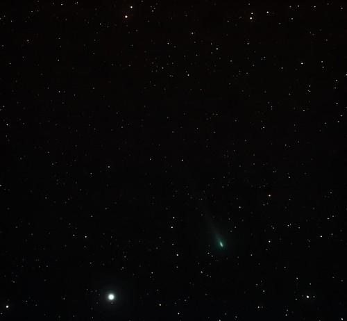 Cometa ISON- Emilio Mora - 2 Nov. 2013