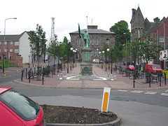 Dungannon - Market Square 02