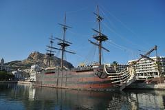 Santsima Trinidad (TerePedro) Tags: espaa spain barco alicante buque santsimatrinidad