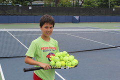 "Penn Tennis Summer Camp - Novice (6) • <a style=""font-size:0.8em;"" href=""https://www.flickr.com/photos/72862419@N06/11301952455/"" target=""_blank"">View on Flickr</a>"
