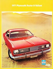 1971 Plymouth Duster Sales Brochure (Rickster G) Tags: 1969 ads 1974 1971 flyer 60s plymouth convertible literature transit duster 70s valiant 1970 hemi mopar twister sales 1972 brochure rapid 440 1973 rallye musclecar compact 340 426 383 4406 sixbarrel scatpack