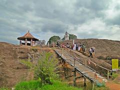 Thathirimalee Temple - Anuradapura (Janesha B) Tags: heritage culture buddhism civilization srilanka stupas dagobas anuradapura