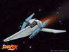 "LEGO SFX Arwing • <a style=""font-size:0.8em;"" href=""http://www.flickr.com/photos/44124306864@N01/11646610325/"" target=""_blank"">View on Flickr</a>"