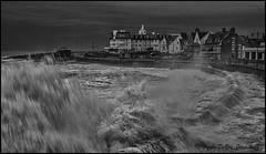 Stormy Porthcawl (angeladj1) Tags: sea storm southwales waves hightide porthcawl