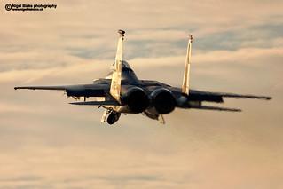 McDonnell Douglas Boeing F15C Eagle 86-0172