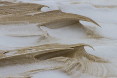 Sand drifts (Notkalvin) Tags: snow cold beach frozen sand waves michigan stjoseph lakemichigan freeze drift bentonharbor mikekline michaelkline notkalvin notkalvinphotography