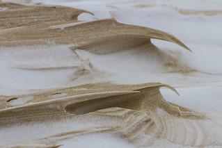 Sand drifts