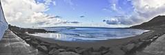 PLAYA DE LA LAJA - LAS PALMAS DE GRAN CANARIA (Toms Delgado Arbelo) Tags: espaa grancanaria marina spain playa paisaje canarias panoramica canaryislands paisajeurbano laspalmasdegrancanaria paisajecanario playadelalaja