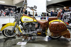 20140118 5DIII Kansas City Motorcycle Show 41 (James Scott S) Tags: show city cold art bike canon magazine blurry chopper paint dof open ride expo bokeh f14 north wide twin sigma center harley full moto motorcycle kansas handheld after hours hd peaks custom 35 davidson mag bikers riders throttle kci 5diii