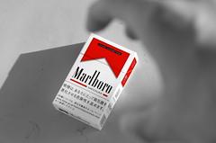 I'm holic(5/63) (Yu2464) Tags: red hand pentax cigarette marlboro tobacco k5 135mm pentaxart k5ⅱ