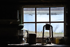 Work Bench (jcjc100) Tags: old light usa house history home glass beautiful field alaska architecture rural america reflections photography lights photo interesting cabin ruins artist view unitedstates image artistic time photos spirit empty memories scene story photograph american elements worn unknown ghosttown historical inside everyday vanishing depth emptiness inspiring feelings afterglow americanhistory forgotton artstic originalbuilding
