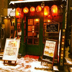 (The Nippon Newfie) Tags: winter snow japan tokyo asia    photostream