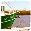 Risky Business.   #boat #shrimpboat #louisiana #bayou (Shane Adams Photography) Tags: square boat louisiana squareformat shrimpboat lordkelvin lafourcheparish goldenmeadow iphoneography instagramapp ilobsterit